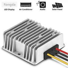 Waterproof GOLF CART Voltage Reducer Converter Regulator 36/ 48 volt To 12V 10A