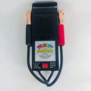 Probador de Carga de Bater/ía 12V//24V 20-3000 CCA Sistema de Arranque Y Carga Analizador de Bater/ía Herramienta de Escaneo Con Impresora Para Camiones de Servicio Pesado,Autom/óviles,Motocicletas Y M/ás
