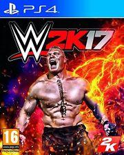 WWE 2K17 PS4 Neuwertig