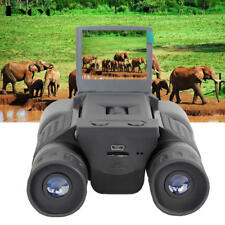 IPRee 12x32 Digital Video Camera Binocular HD 1280X720 Bird Watching Telescope