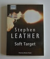 Soft Target - by Stephen Leather - MP3CD - Audiobook