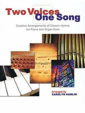 TWO VOICES ONE SONG - HAMLIN, CAROLYN (COM) - NEW PAPERBACK BOOK