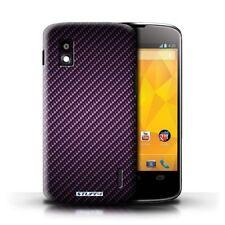 Étuis, housses et coques violets LG pour téléphone mobile et assistant personnel (PDA)