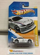 BMW Z4 M #18 * White * Premiere 2012 Hot Wheels * C3