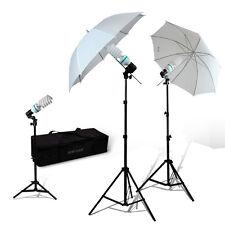 Photography 600 watt Continuous fluoreccent Lighting Kit Portrait Video Studio