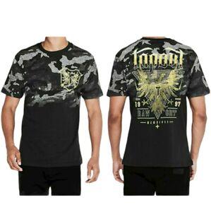 TapouT OPERATOR Mens SMALL or XL T shirt NEW WAR BIRD RAW GRIT UFC WWE Camo Tee
