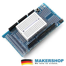Arduino Mega Prototype Shield Protoshield + Breadboard Erweiterung 2560 R3