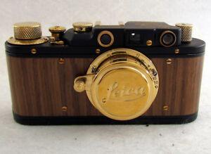 Leica II(D) Unterseebootsflotille Weddigen WWII Vintage Russian Camera EXCELLENT