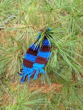 Harry Potter Ravenclaw Scarf Ornament Handmade Crocheted