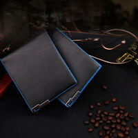 Men's Stylish Bifold Business Leather Wallet Card Holder Coin Wallet Purse Sale