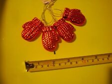 New ! 4 Pieces  Christmas Three Ornament Mutton Ornament