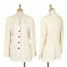 Jean-Paul GAULTIER FEMME Switching Jacket Size 40(K-47930)