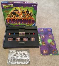 Teenage Mutant Ninja Turtles Labyrinth Game Ravensburger - Family Fun