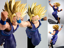 Japan Anime DBZ Dragon Ball Z Gokou Son Gohan Modelling King Figure 16cm NoBox