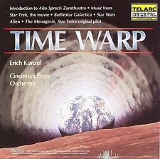 Time Warp by Erich Kunzel (Conductor) (CD, Oct-1990, Telarc Distribution)