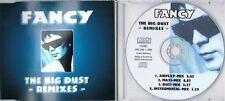 Fancy - The Big Dust - Remixes - Maxi CD - Maxi Mix