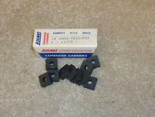 10 New Adamas SNMA 432 ROX Carbide Inserts
