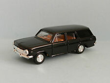 MODIFIED EH HOLDEN STATION WAGON repainted in Black as Coroners service vehicle