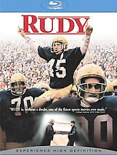 RUDY (Blu-ray Disc, 2008) NEW with Sean Astin, David Anspaugh Film ~ Ships Fast