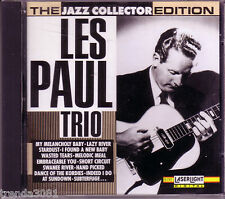 LES PAUL TRIO Jazz Collector Edition CD Classic 50s Pop Greatest Anthology Best