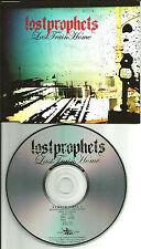 LOST PROPHETS Last Train Home Made in UK PROMO DJ CD single 2004 Lostprophets