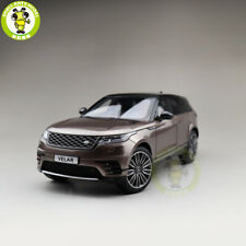 1/18 LCD Land Rover Velar SUV Diecast SUV CAR MODEL TOYS Boys Girls Gifts Brown