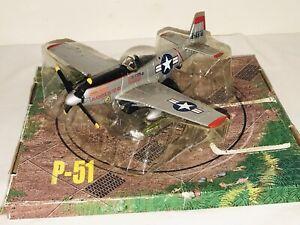 Vintage Diecast-P-51-Mustang-Diorama-BUCKEYE BLITZ VI! Military Aircraft!