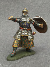 Knight Toy Soldiers Painted Mongolian Warrior 1/32 tin 54mm metal figure