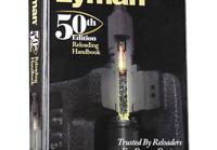 Lyman 50th Edition Reloading Manual Hardcover