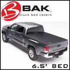 BAK Revolver X2 Hard Rolling Tonneau Bed Cover Fits 2016-2021 Toyota Tacoma 6.5'