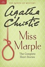 Miss Marple: The Complete Short Stories: A Miss Marple Collection (Paperback or