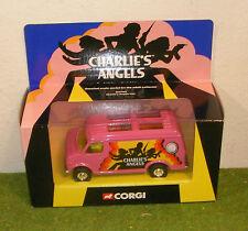 CORGI cc87501 CHARLIE'S ANGELS Van
