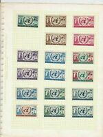 republic maluku selatan & imperf stamps on page  ref r12930