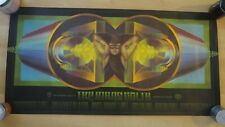 The Mars Volta Tour Poster Print 2011 Omar Rodriguez Lopez Live at the drive in