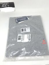 Palace Polo Ralph Lauren Waffle Pocket tee size Large L Tshirt Andover Grey NEW