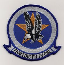 USN VF-51 SCREAMING EAGLES # 2 patch F-14 TOMCAT FIGHTER SQN