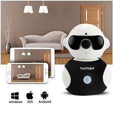 1Baby Monitor Wireless Wifi IP Security Camera Night Vision Remote Surveillance