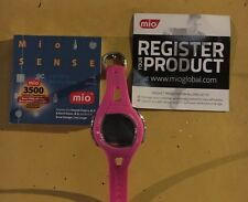Mio Sense Heart Rate Monitor, Pink