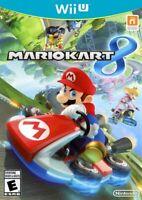 Mario Kart 8 (Nintendo Wii U) Brand New Sealed