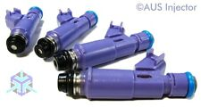 Set of 4 HIGH FLOW and Impedance Fuel Injectors 630 cc - 60 lbs. [004820-630-4]