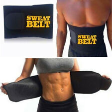 Waist Tummy Trimmer Sweat Band Body Shaper Belt Wrap Fat Burn Slim Exercise