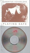 CD--HUBERTUS HOHENLOHE --- PLAYING SAVE