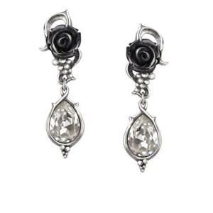 Alchemy of England Bacchanal Rose Earrings