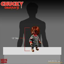 "12"" Figures--Child's Play 3 - Chucky Pizza Face 15"" Talking Action Figure"