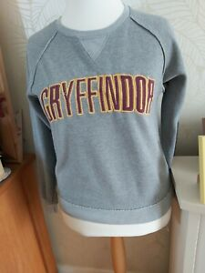 Brilliant Condition Jumpe /sweater Harry Potter Gryffindor . Adult Medium In...