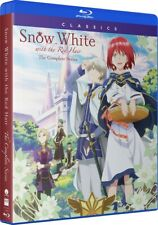 Snow White with the Red Hair Complete Series 1&2 - REGION A ANIME BLU-RAY NEW