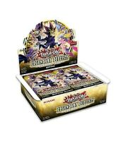 Yu-Gi-Oh! Legendary Duelists Magical Hero Unlimited Booster Box Factory Sealed