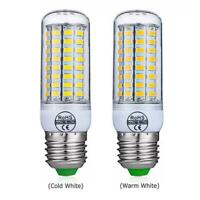 E27 72LED Lamp 5W 110-220V SMD 5730 Corn Bulb Chandelier Candle LED Light IP20