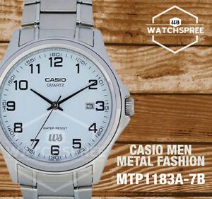Casio Classic Series Men's Analog Watch MTP1183A-7B