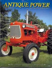 Antique Power Tractor Collector's Magazine March-April 2014